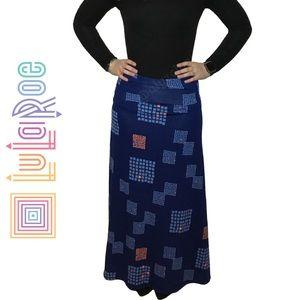 LuLaRoe Maxi Skirt, sz. xs